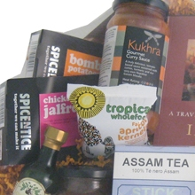 Indian flavoured hamper