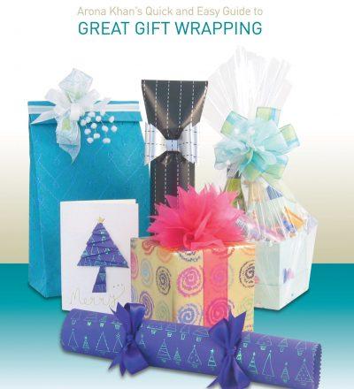 Arona's gift wrapping DVD