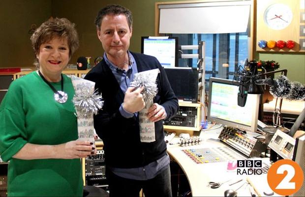 Arona Khan and Richard Allinson on BBC Radio 2 Breakfast Show