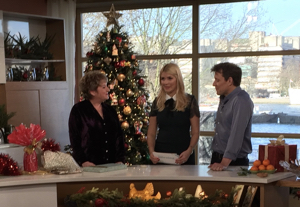 Arona with Holly and Ben on itv's This Morning
