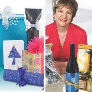 Arona Khan's gift wrapping and gift basket DVDs